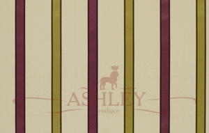 Ribbon Stripe Foxglove 5160 James Hare Limited Ashburn Silks Ткани для штор Англия