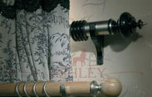 classic-wood-21 Byron & Byron Classic Wood  Curtain Poles 55-67 Декоративные карнизы Англия