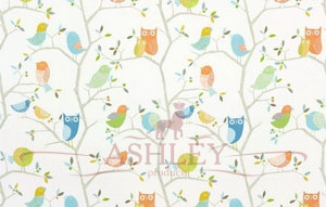 HWO03222 Harlequin What a Hoot Fabrics Ткани для штор