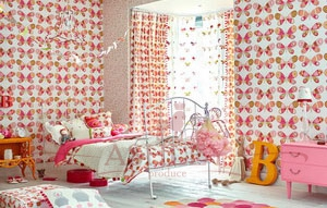 decoration-butterfly Scion Guess Who Fabrics Ткани для штор Англия