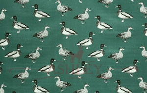 5040-117_duck_teal Prestigious Textiles Nature Ткани для штор Англия