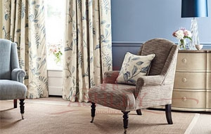 winterbourne prints & embroideries int 6 ZOFFANY Winterbourne Prints & Embroideries Ткани для штор Англия