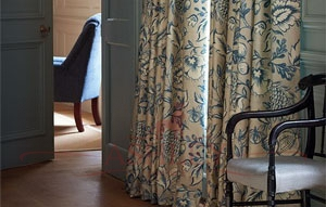 winterbourne prints & embroideries int 8 ZOFFANY Winterbourne Prints & Embroideries Ткани для штор Англия