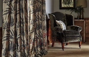 winterbourne prints & embroideries int 9 ZOFFANY Winterbourne Prints & Embroideries Ткани для штор Англия